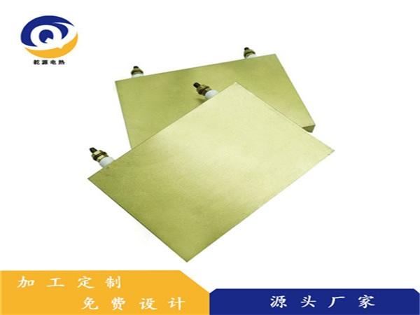 铸铜电发热板