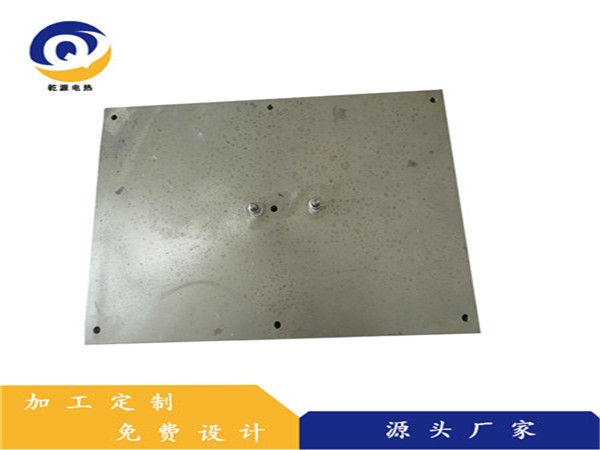铸铜发热板