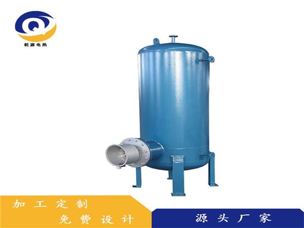立式导热油炉电热器