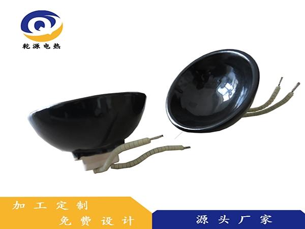 内蒙古黑色陶瓷加热碗