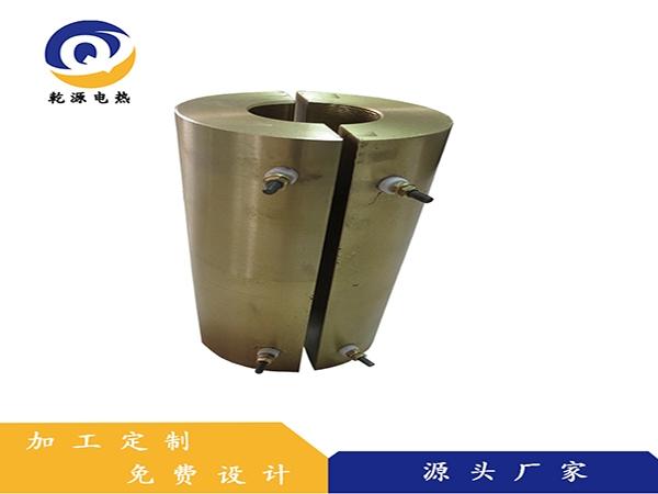内蒙古组合式铸铜加热圈